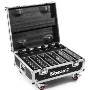 Beamz Fcc12 Para 6x Focos Serie Bbp612 Cargandor 150481