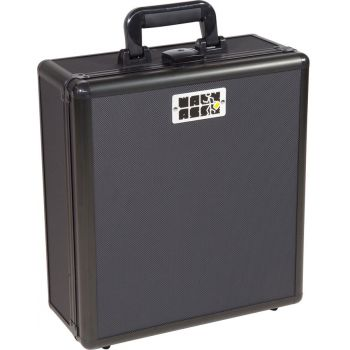Walkasse W-MIXECASE-M Flight case para mezclador universal tamaño mediano, negro.