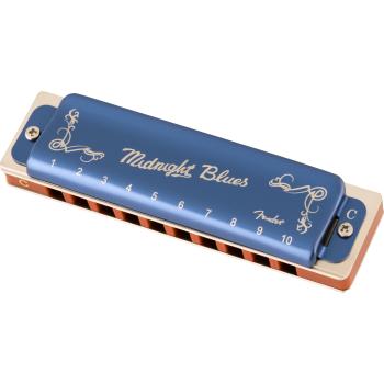 Fender Armónica Midnight Blues C