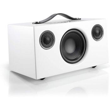 Audio Pro C5 Alexa White, Altavoz Wifi,Bluetooth