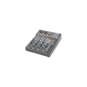 Citronic CM4-LIVE Mesa de Mezclas de 4 Canales con USB 170800