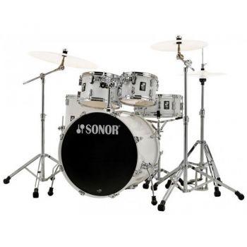 Sonor AQ1 Studio Set Piano White. Batería Acústica
