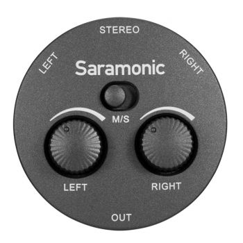 Saramonic AX1. Adaptador de Audio