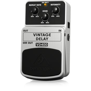 BEHRINGER VD400 Pedal Guitarra Efecto Delay