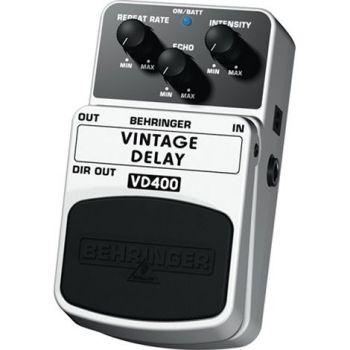 BEHRINGER Pedal  Guitarra Efecto Delay VD400 Behringer VD-400