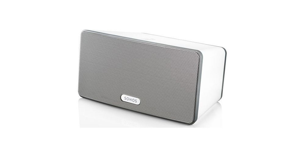 Altavoz inalambrico MP3 MP4 smatphone tablet SONOS Play3 blanco
