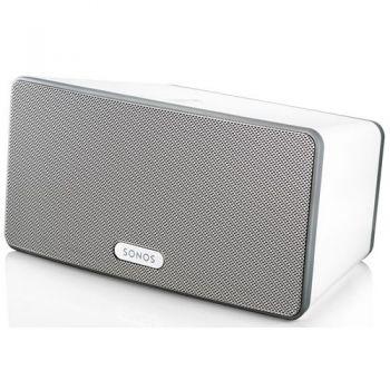 Altavoz inalambrico MP3 MP4 smatphone tablet SONOS Play3 blanco