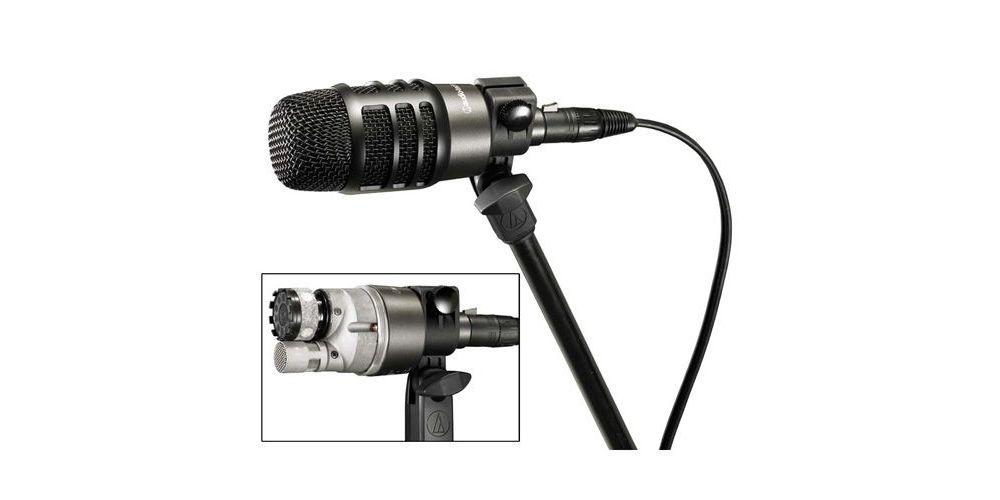 AUDIO TECHNICA ATM-250DE Micrófono de Doble Elemento para Instrument