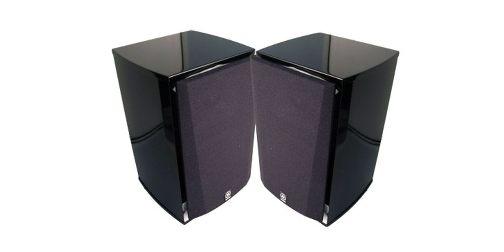 Yamaha NS-333 Negro Caj.acust Pareja