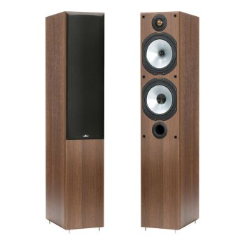 MONITOR AUDIO MR4 Altavoz Monitor Reference 4 Series Pareja Nogal