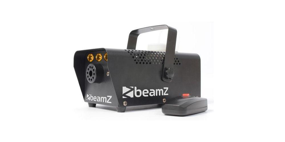 BEAMZ 160426 S700-LED Maquina de Humo con efecto llama