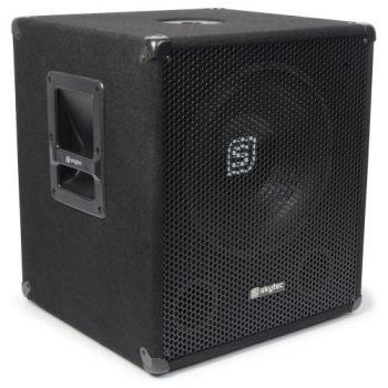 """SKYTEC SMWBA15 Subwoofer Bi-Amplificado15"""" 600W 170758"""