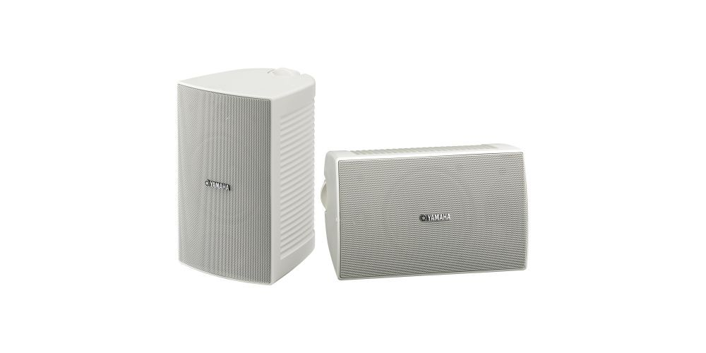 Yamaha ns aw 294 wh altavoces intemperie