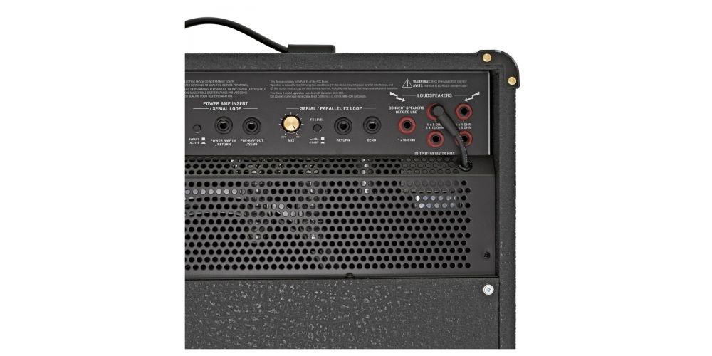 marsshall jvm215c combo amplificador entrada jack