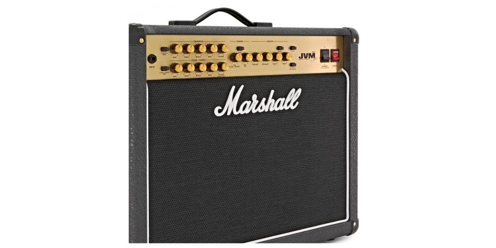 marsshall jvm215c combo amplificador