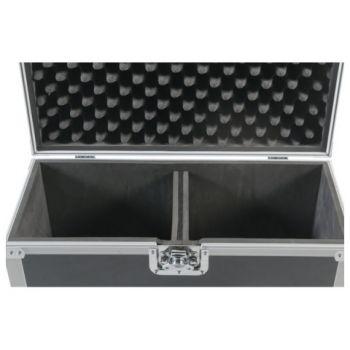 dap audio flightcase 2 scanners interior