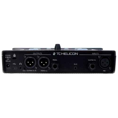 TC Helicon Play Acoustic back