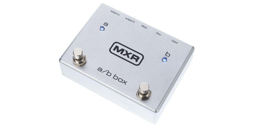 dunlop mxr m196 ab box