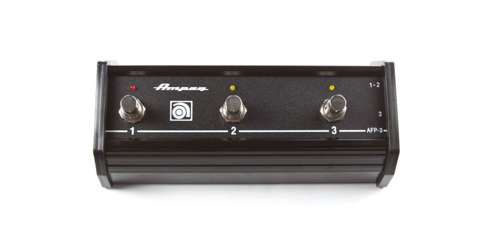 AMPEG AFP-3 footswitch 3 Pulsador