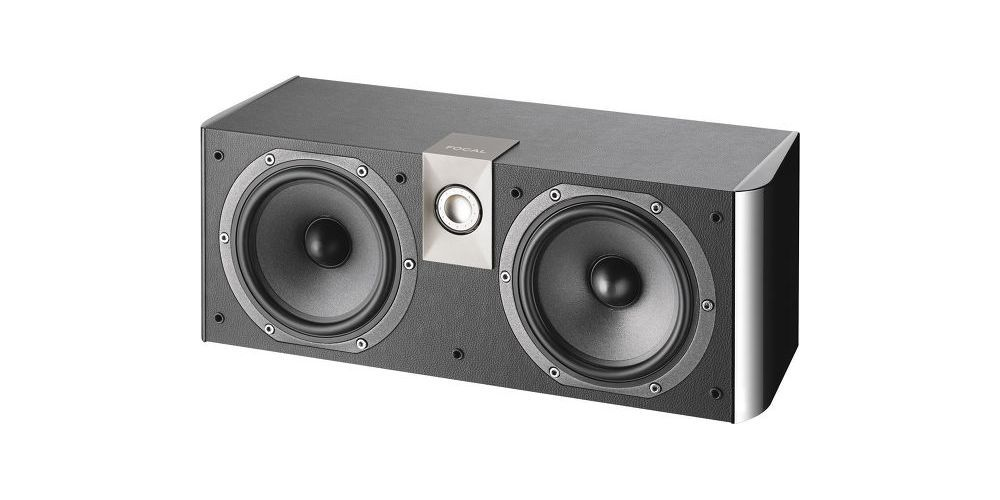 FOCAL CHORUS CC700 BLACK Altavoz Central Unidad