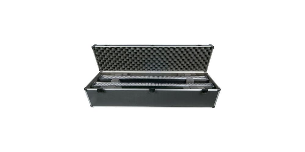 dap audio case for 4x led bar value line front