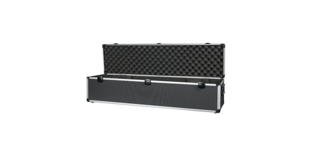 dap audio case for 4x led bar value line open