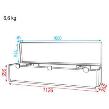 Dap Audio Case for 4x LED Bar Value Line D7012