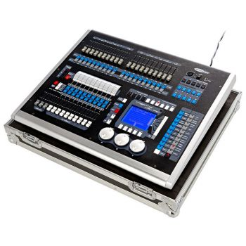 Showtec Creator 1024 Pro Incluye Flightcase 50731