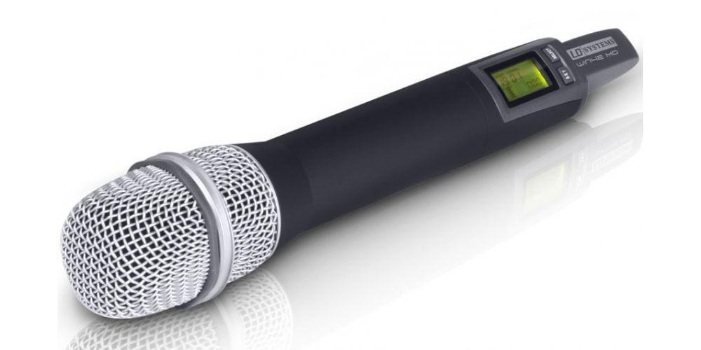 LD SYTEMS WIN 42 HHD B5 Microfono Inalmbrico de Mano