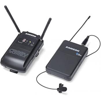 Samson Concert 88 Camara Lavalier Sistema Wireless para Camaras