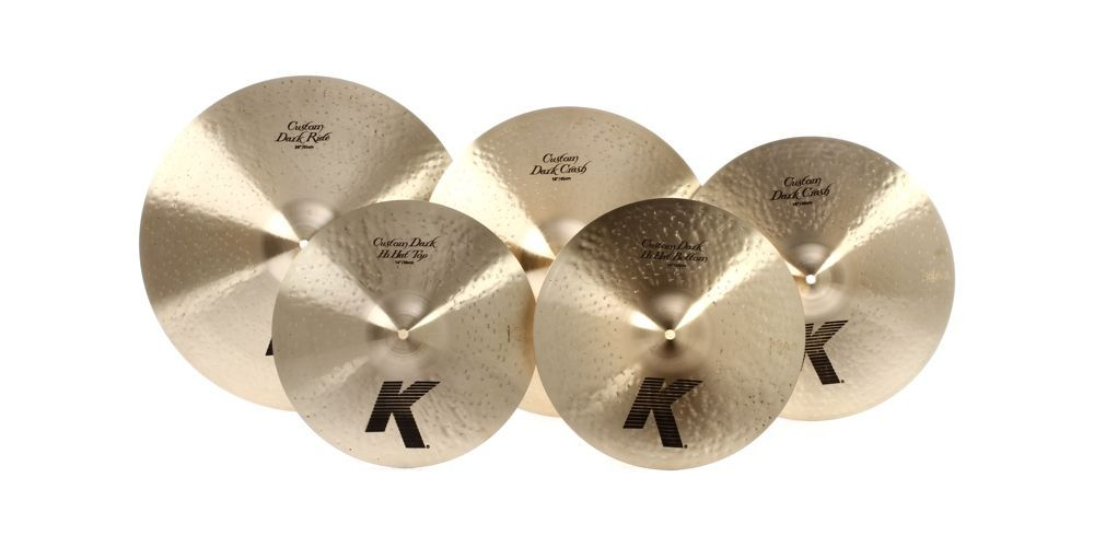 ZILDJIAN kcd900 k custom dark set
