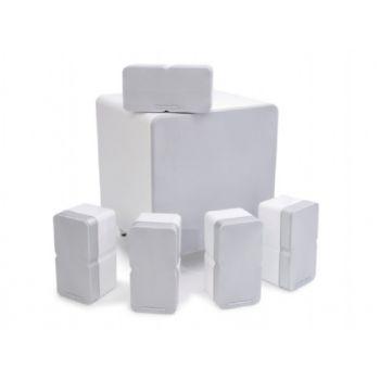 CAMBRIDGE MINX22 White Cinema Pack + X201 SUB White