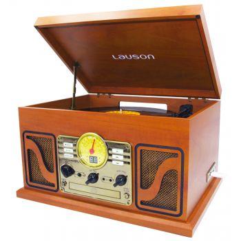Lauson CL 606 Tocadiscos Clasico Bluetooth ( REACONDICIONADO )