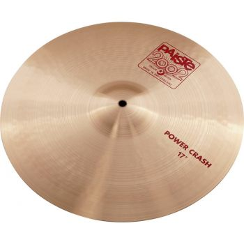 Paiste 17 2002 POWER CRASH