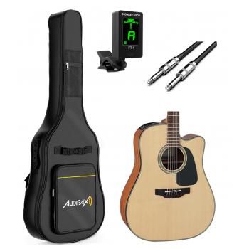 TAKAMINE GD10CE-NS Guitarra Electro-Acustica + Bundle Accesorios