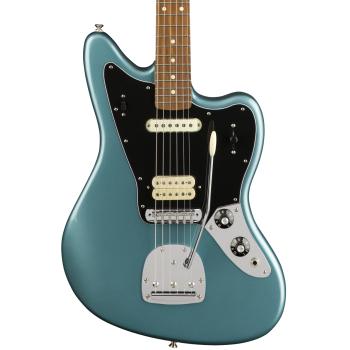 Fender Player Jaguar PF Tidepool. Guitarra Eléctrica