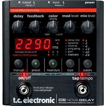 Tc electronic NOVA DELAY -