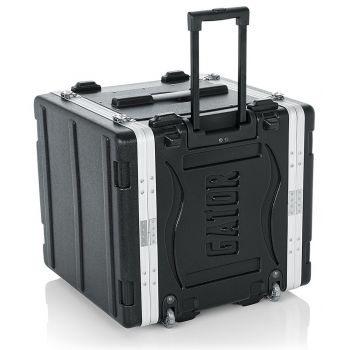 Gator GRR-10L Caja de Rack de Polietileno Moldeado para 10U y 19 ″