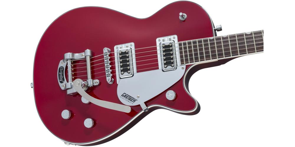 gretsch g5230t electromatic jet ft firebird red cuerdas