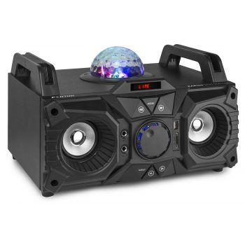 Fenton Kar100 Singstation 80w Con Bateria Y Bluetooth 178340
