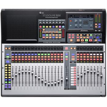 Presonus StudioLive 32SX Mezclador Digital