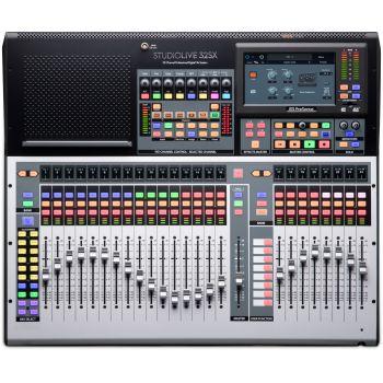 Presonus StudioLive 32SX Mezclador Digital con interfaz de grabación USB