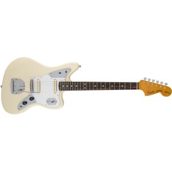 Fender Johnny Marr Jaguar RW Olympic White