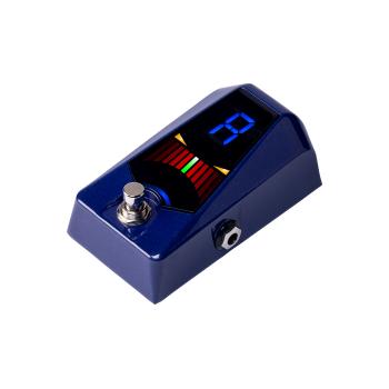 Korg Pitchblack Advance Azul Afinador