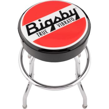 Bigsby Taburete Round Logo 24