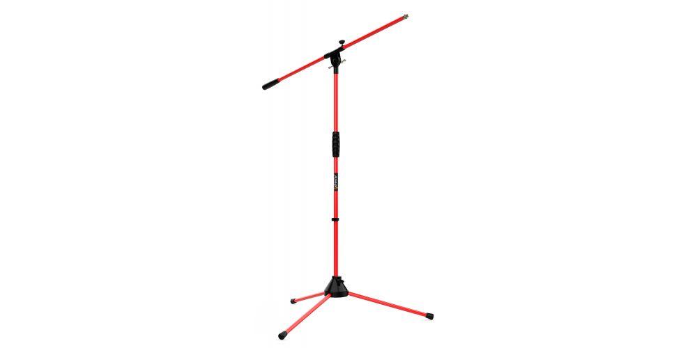 audibax ayra 10 red soporte microfono ajustable profesional