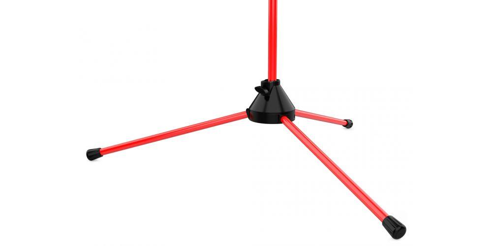 audibax ayra 10 red soporte microfono base