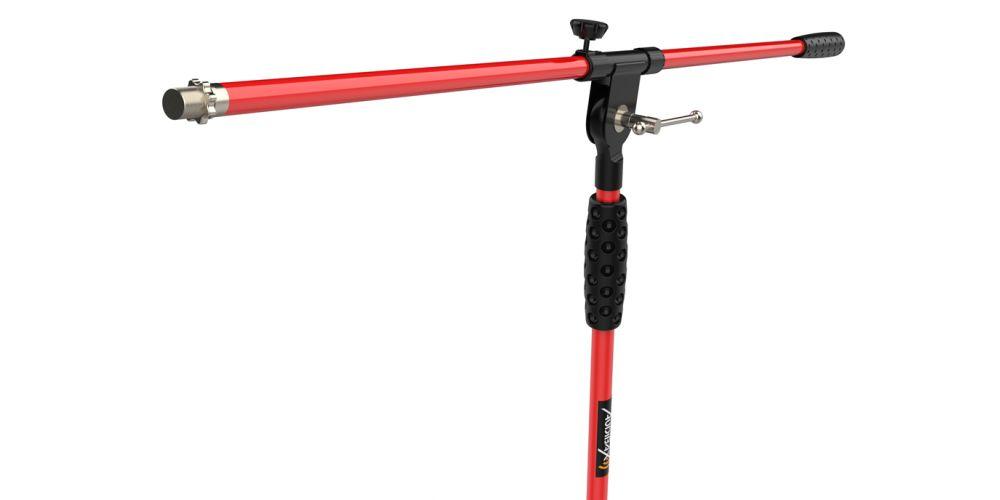 audibax ayra 10 red soporte microfono promocion