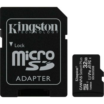 KINGSTON Micro SD 32Gb Clase 10 PRO  TSDCS2/32GB