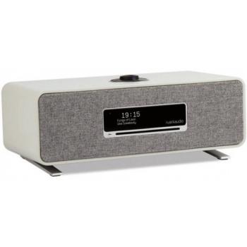 Ruark R3 Grey Radio portátil FM/DAB Bluetooth con funciones de red